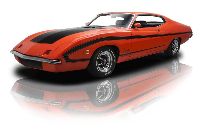 1970 Ford Cobra Torino Concept car